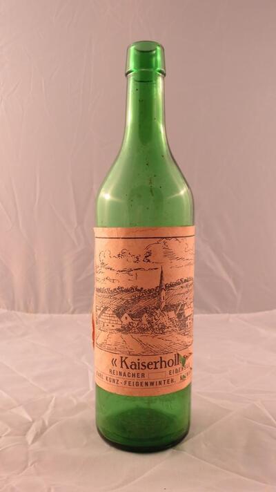 Weinflasche 7 dL