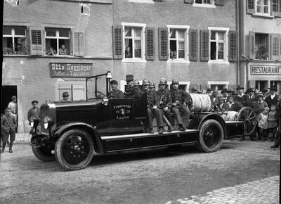 Feuerwehrauto, Omeli