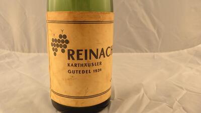 Weinflasche 5 dL