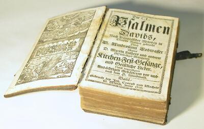 Deutscher Genfer Psalter