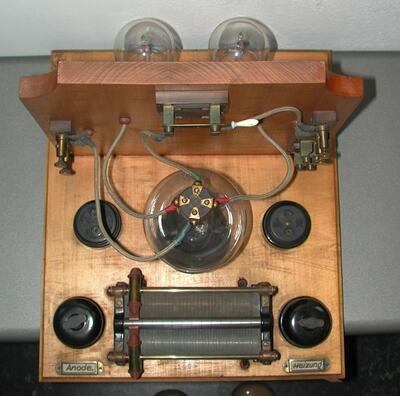 Triode für Radioversuche