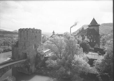 Schloss Zwingen, nach 1913
