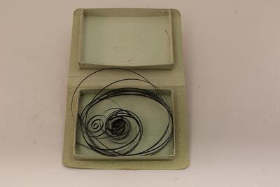 Spiralfedern für Uhraufzug