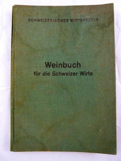 Handbuch für die Schweizer Wirte