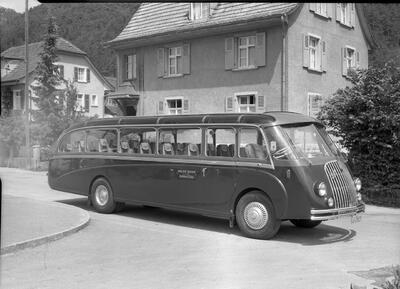 Bus, Postauto