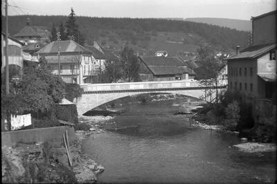 Laufen Birsbrücke