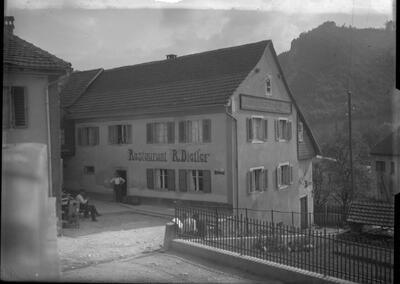 Restaurant Dietler, Büsserach (Restaurant Reh)