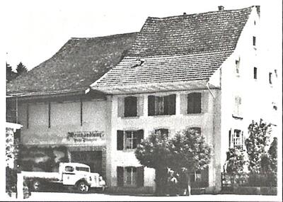 Fotografie   Dorfplatz