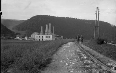 Dittingen, Cement-Fabrik (abgerissen)