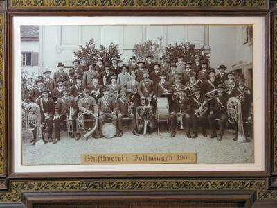 Musikverein Bottmingen 1904