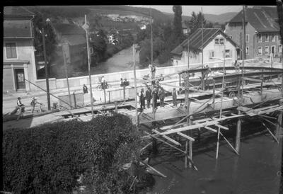 Neubau Birsbrücke