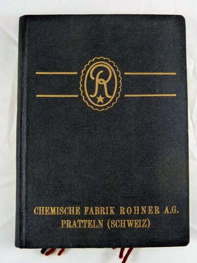ROHNER Farben-Musterbuch