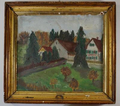 Gemälde Gorisen
