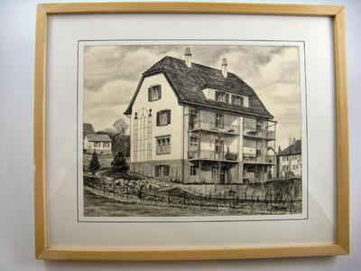 Haus in der Neumattstrasse