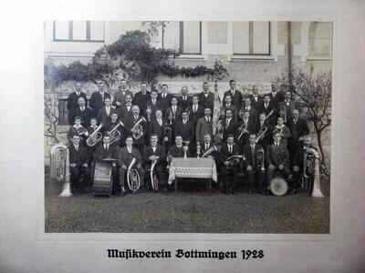 Musikverein Bottmingen 1928