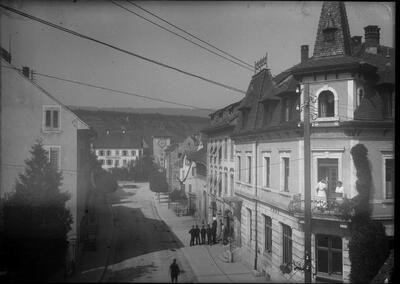 Delsbergerstrasse zum Vorstadtplatz