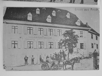 Dorfgeschichte Aesch