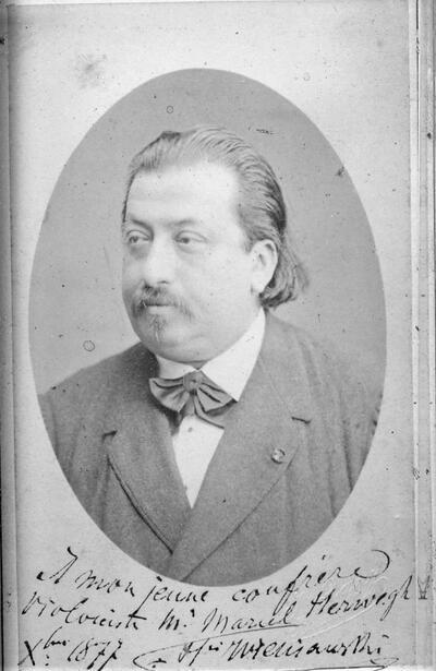 Mann - Porträt