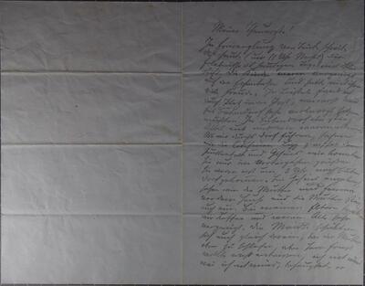 Brief 19.08.1860