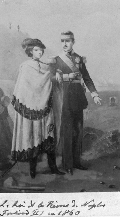 Ferdinand II, König von Neapel