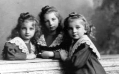 Drei Töchtern von Toni und H. Wilisch