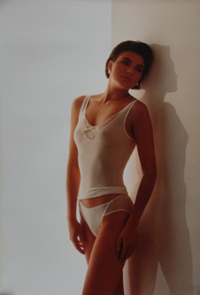 Modefotografie, Originalfotografie Damenunterwäsche (Hanro)