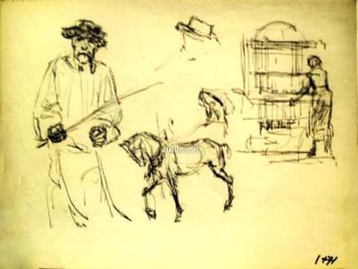 Illustration - Für Bottebrächts Miggel