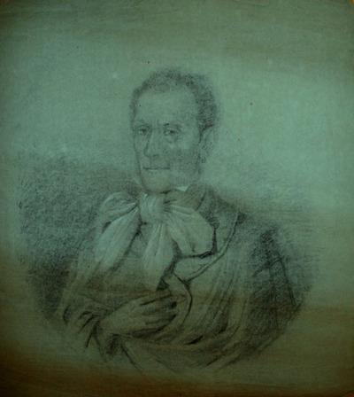 Zeichnung, Portrait