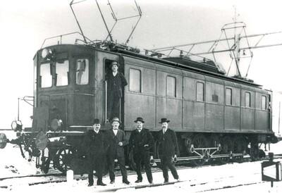 Fotografie | SBB Lokomotive, Übername Lötschberg