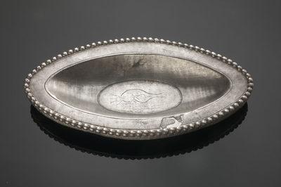 Silberplatte