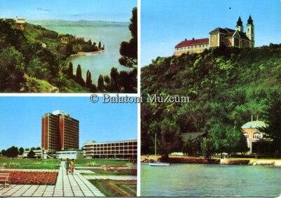 Tihany-Balatonfüred