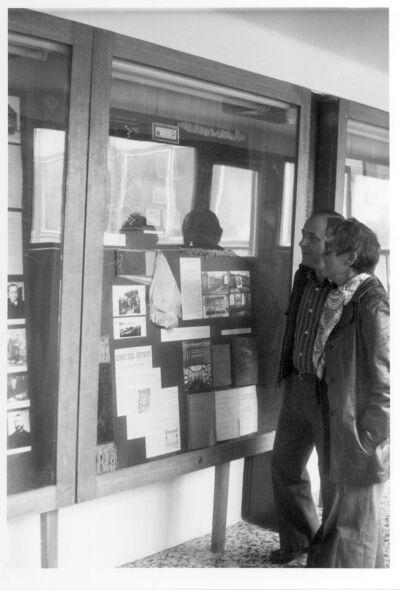 Egykori kereskedelmi kiállítás MKVM Budapest 1981.
