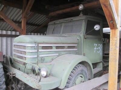 D-344 típusú Csepel teherautó