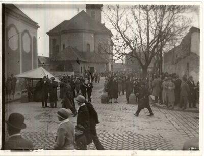 Óbudai Búcsú, Budapest, 1930
