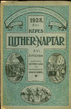 Képes Luther Naptár 1928