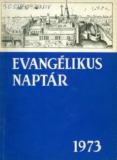 Evangélikus Naptár 1973