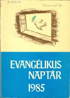 Evangélikus Naptár 1985
