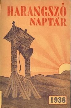 Harangszó Naptár 1938