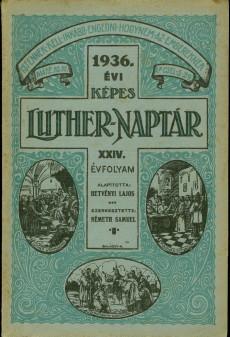 Képes Luther-Naptár 1936