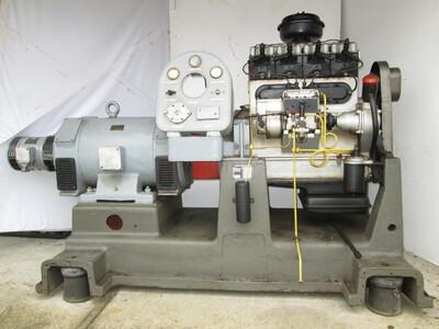 Ismeretlen gyártmányú generátor