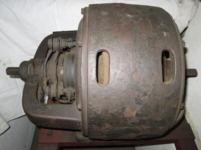 Ismeretlen gyártmányú dinamógép