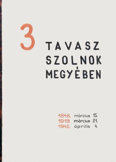 3 tavasz Szolnok megyében
