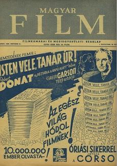 Magyar Film 1939 I. évfolyam 36. szám