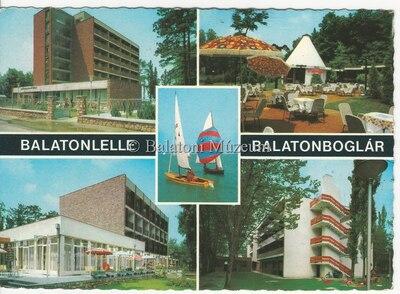 Balatonlelle - Balatonboglár
