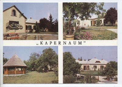 Kapernaum Szeretetotthon, Gyenesdiás