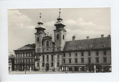 Bencés templom, Győr