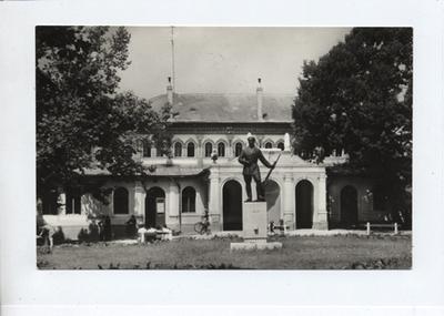 Járási könyvtár, Gyula