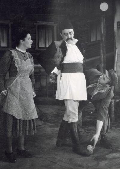Mihail Davidoglu - Bányászok