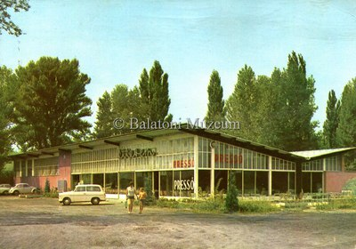 Balatonboglár Önkiszolgáló Étterem
