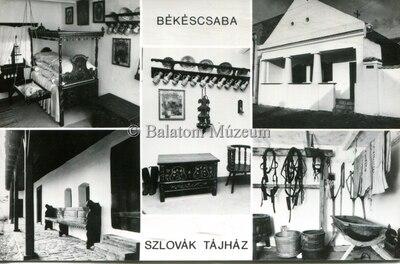 Békéscsaba.Szlovák Tájház.